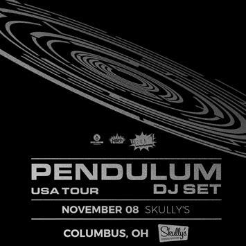 Pendulum (DJ Set) - COLUMBUS: Main Image