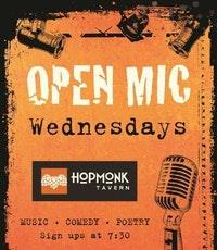 Open Mic Night: Main Image