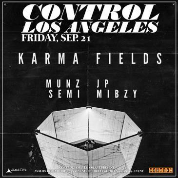 Karma Fields, Mibzy: Main Image