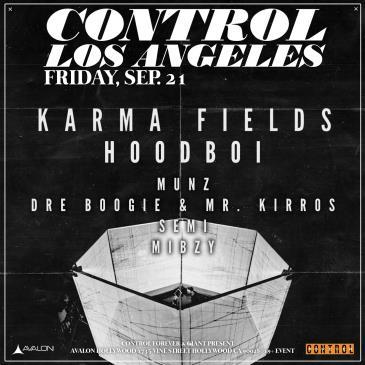 Karma Fields: Main Image