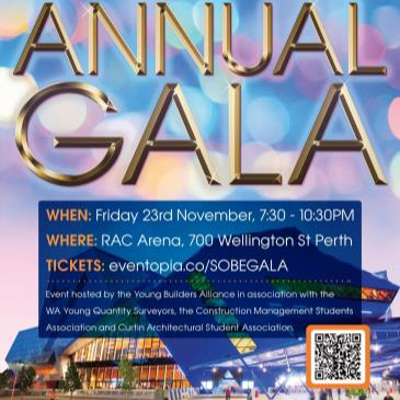 Students of the Built Environment Annual Gala