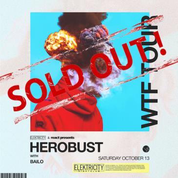 HEROBUST: Main Image