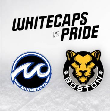 Whitecaps at Pride: Main Image