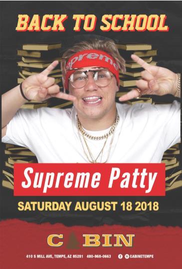Supreme Patty: Main Image