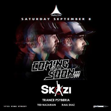 Coming Soon!!!, Skazi, Trance Psyberia-img