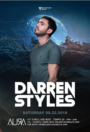 Darren Styles: Main Image