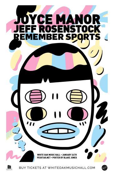 Joyce Manor & Jeff Rosenstock, Remember Sports: Main Image