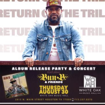 Bun B & Friends Album Release Party & Concert-img
