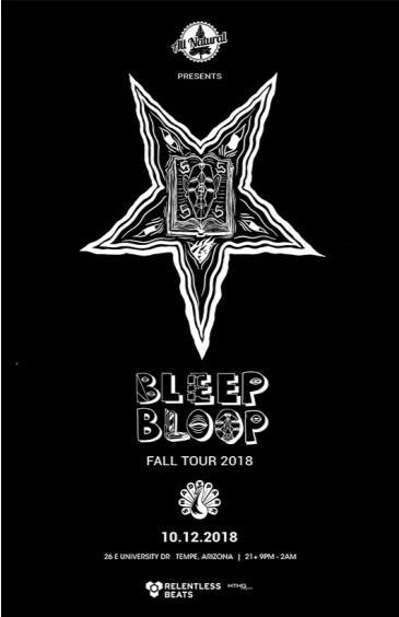 Bleep Bloop: Main Image