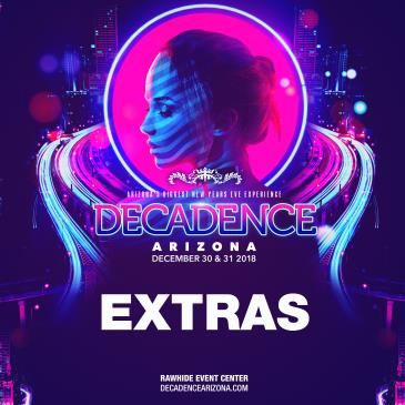 Decadence AZ 2018 - EXTRAS ONLY: Main Image