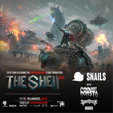 Snails w/ Cookie Monsta, SVDDEN DEATH & Hekler - TALLAHASSEE-img