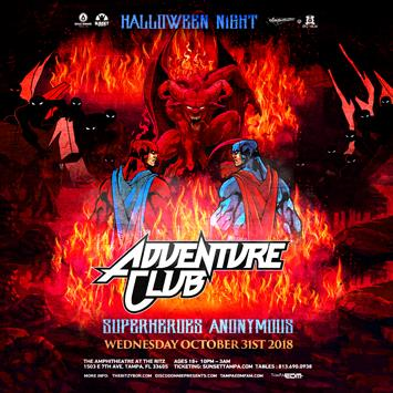 Adventure Club - TAMPA: Main Image
