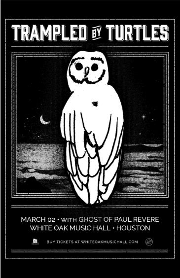 Trampled By Turtles, Ghost of Paul Revere: Main Image