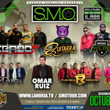 SMO TOUR 2018 -LEGADO 7-ARSENAL EFECTIVO-OMAR RUIZ  Y MAS-img