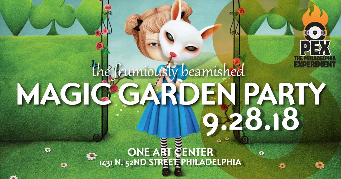 PEX Magic Garden Party 8 Tickets 09/28/18