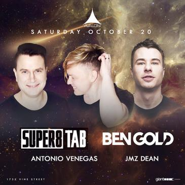 Super8 & Tab, Ben Gold: Main Image