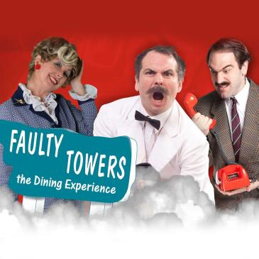 Faulty Towers The Dining Experience at Sporties Barooga: Main Image