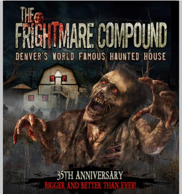 The Frightmare Compound 35th Anniversary: Main Image