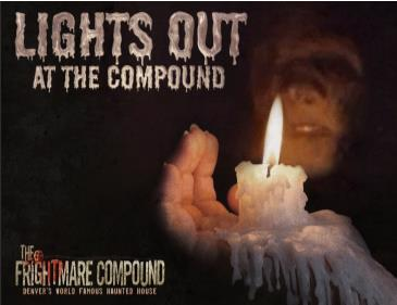 Lights Out At The Compound 35th Anniversary: Main Image