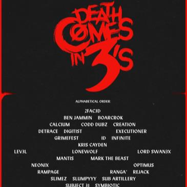 Death Comes in 3's-img