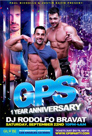 GPS: 1 YEAR ANNIVERSARY!: Main Image