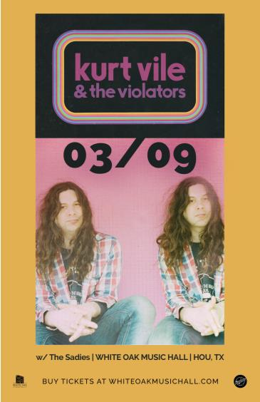 Kurt Vile and the Violators, The Sadies: Main Image