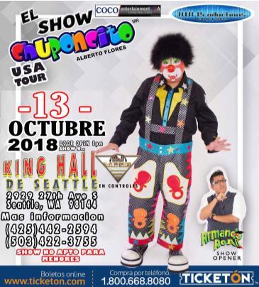 CHUPONCITO: Main Image