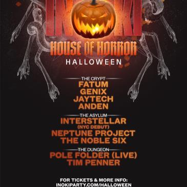 Inoki Halloween: House Of Horrors-img