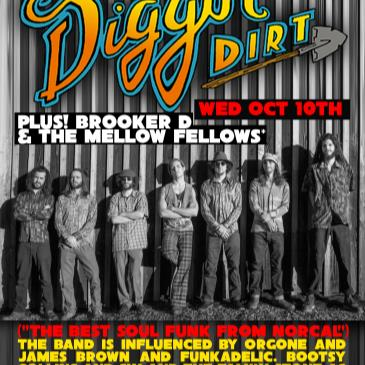 Diggin Dirt + Booker D & The Mellow Fellows-img