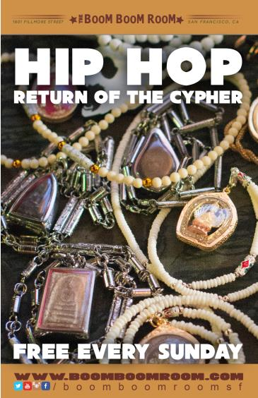 Return of the Cypher  - Freee Live Hip Hop Party: Main Image
