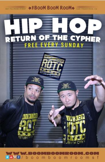 Return Of The Cypher (No Cover) Hip Hop, Bands, Rap Battles: Main Image
