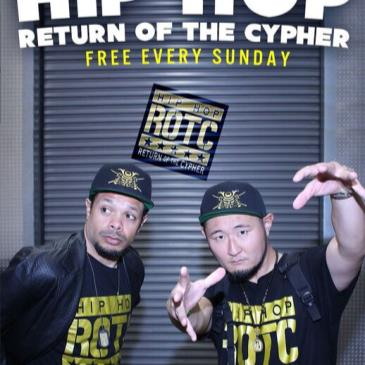 Return Of The Cypher (No Cover) Hip Hop, Bands, Rap Battles-img