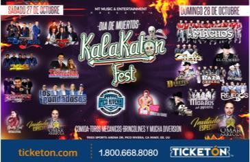 KALAKATON FEST: Main Image