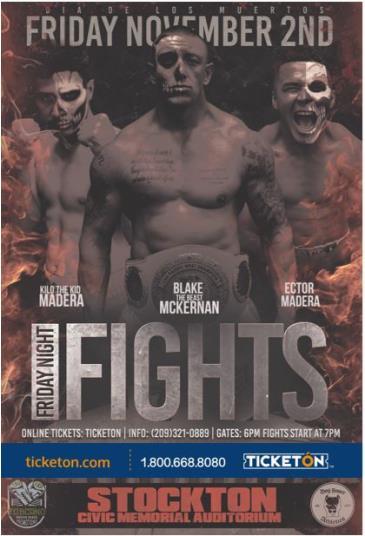 FRIDAY NIGHT FIGHTS 2: Main Image