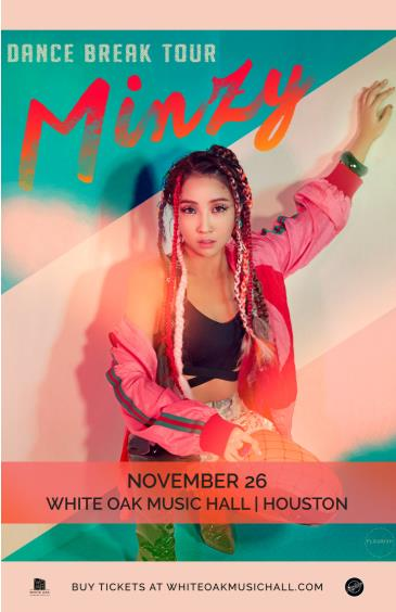 MINZY (Postponed TBA): Main Image