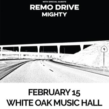 Saves the Day, Remo Drive, Mighty-img