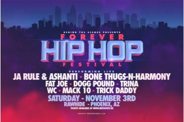 Forever Hip Hop Festival CANCELLED: Main Image