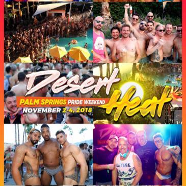 DESERT HEAT - Palm Springs Pride Weekend 2018-img