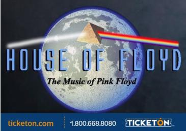 HOUSE OF FLOYD - A TRIBUTE TO PINK FLOYD: Main Image