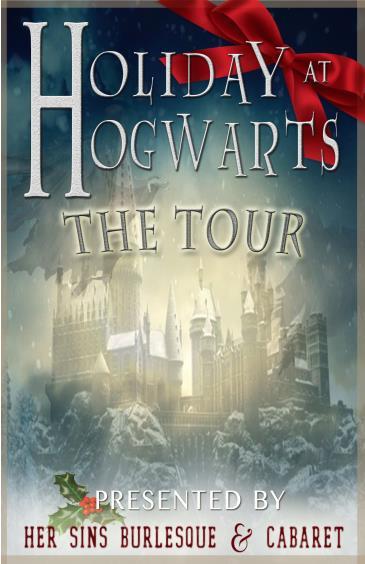 Holiday at Hogwarts: Tour Kickoff: Main Image
