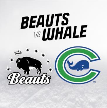 Whale vs. Beauts: