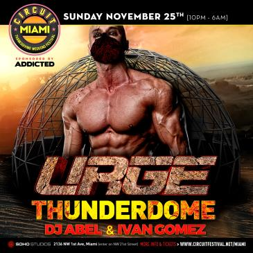 URGE Thunderdome: Main Image