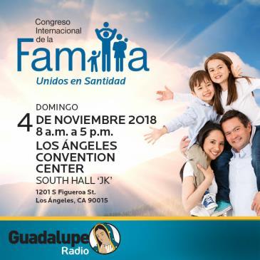 CONGRESO DE FAMILIAS 2018: Main Image