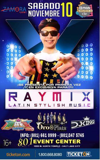 RAYMIX EN UTAH: Main Image