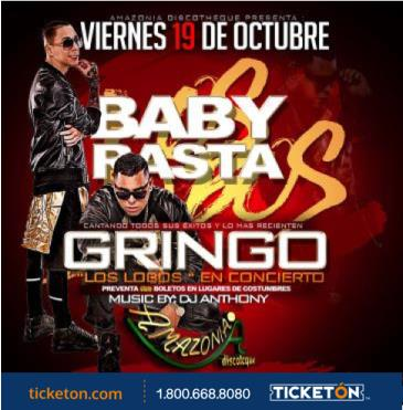 BABY RASTA & GRINGO: Main Image