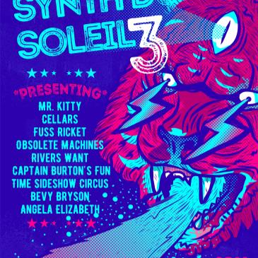 Synth Du Soleil 3 ft. Mr. Kitty & Obsolete Machines + more-img