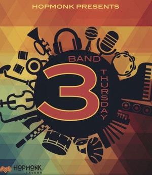 3 Band Thursday: Main Image