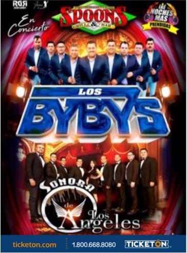 LOS BYBYS EN SANTA ANA: Main Image