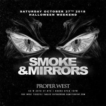 Proper West NYC Halloween party 2018-img