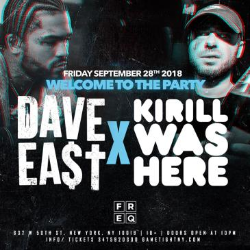 Dave East & Kirill Was here live at Freq NYC (18 to party)-img